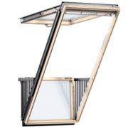 prozorec-balkon-velux-cabrio